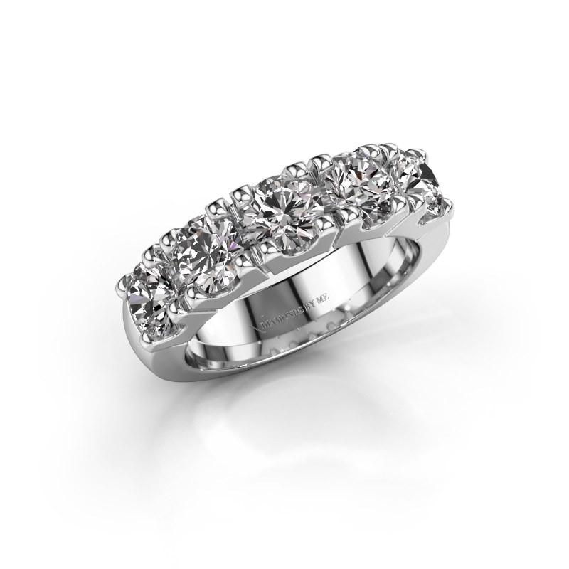 Engagement ring Rianne 5 950 platinum diamond 2.50 crt