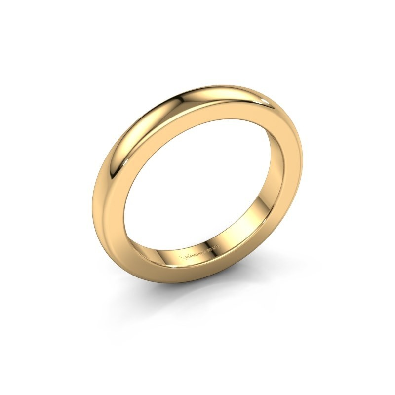 Aanschuifring Astrid 3 mm 585 goud