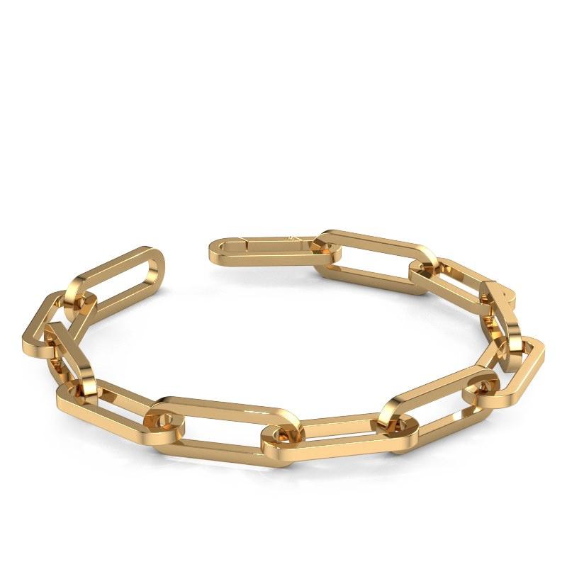 CFE Armband ±12 mm 585 Gold