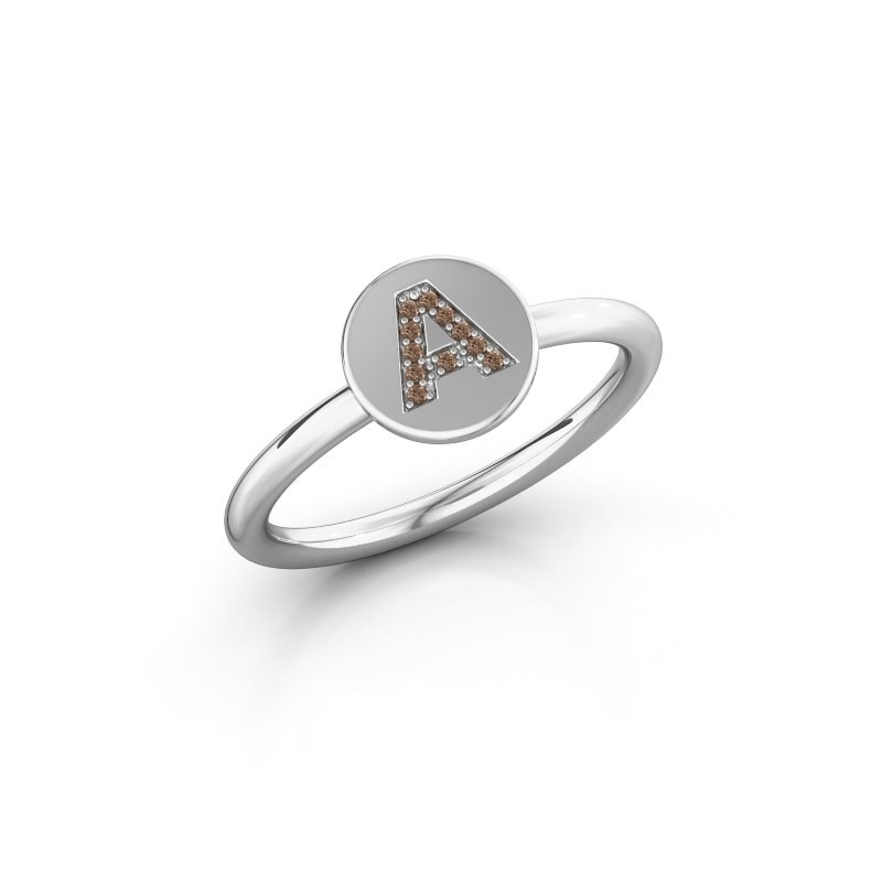 Bague Initial ring 050 925 argent