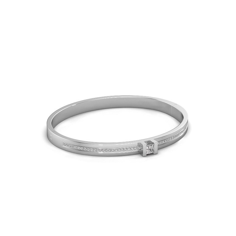 Armband Desire 585 witgoud lab-grown diamant 0.79 crt