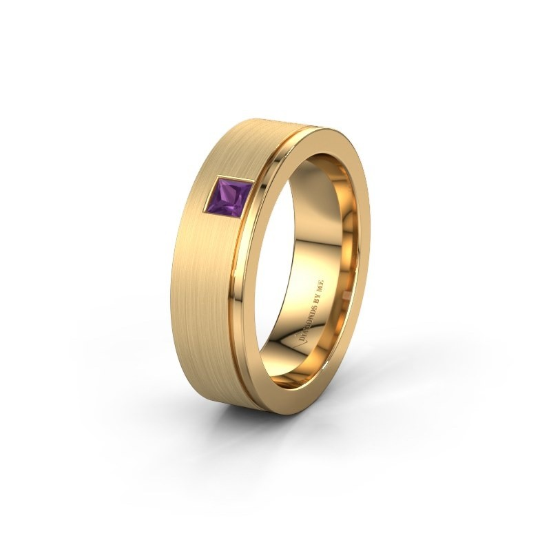 Ehering WH0550L16CMP 585 Gold Amethyst ±6x2.2 mm