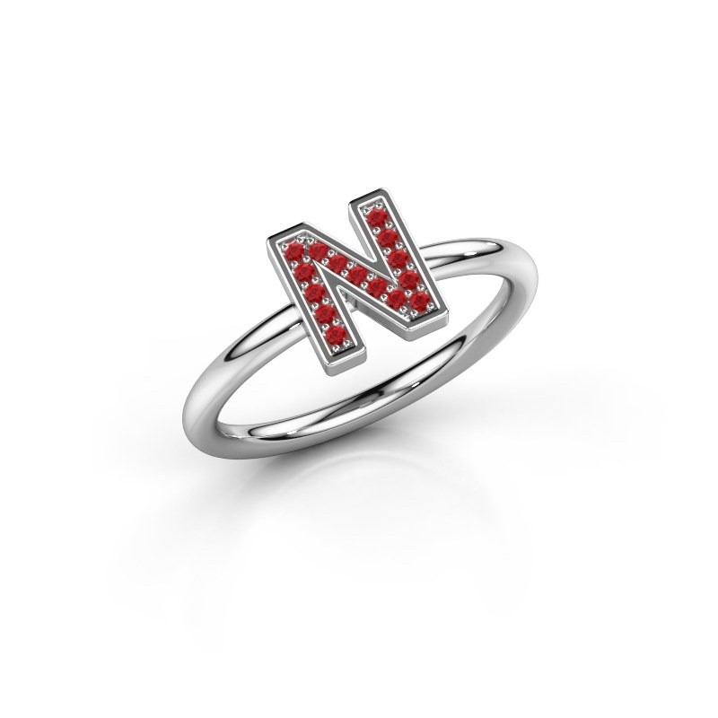 Ring Initial ring 110 925 zilver