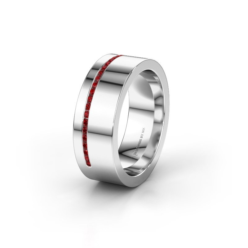 Alliance WH0143L17BP 950 platine rubis ±7x2 mm