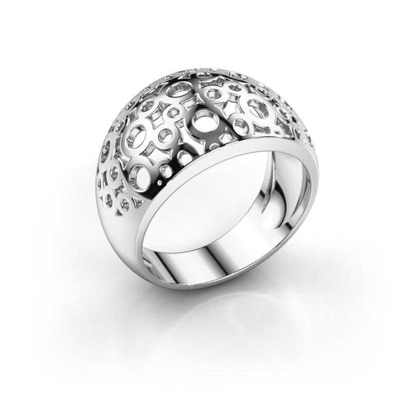 Ring Jaylinn 1 585 witgoud