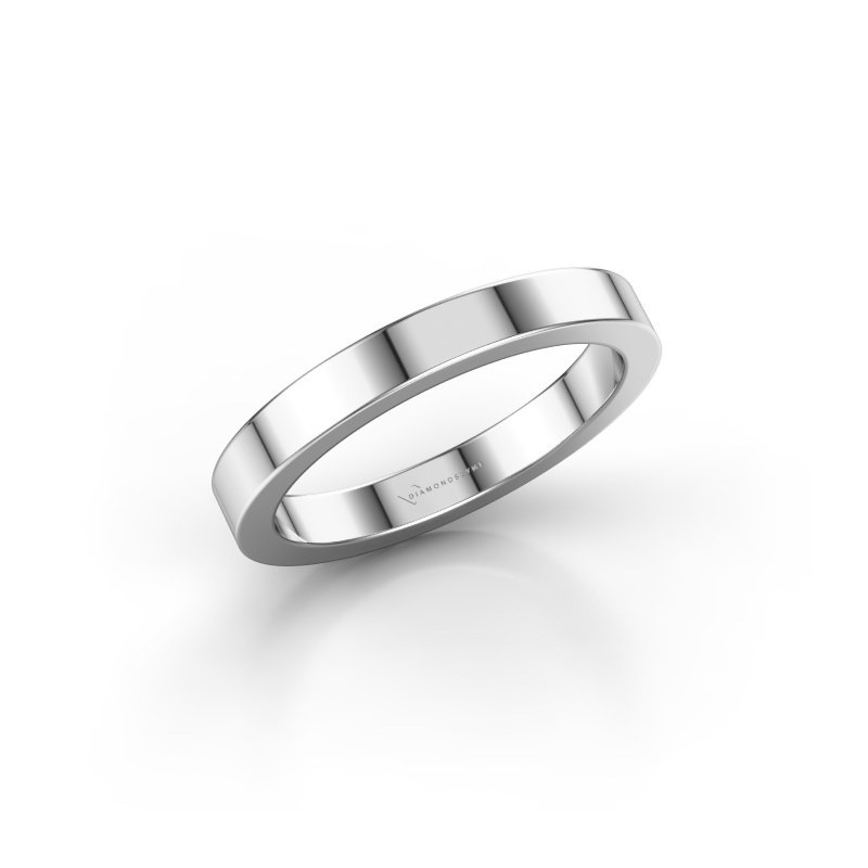 Stackable ring SRH0030B306 585 white gold