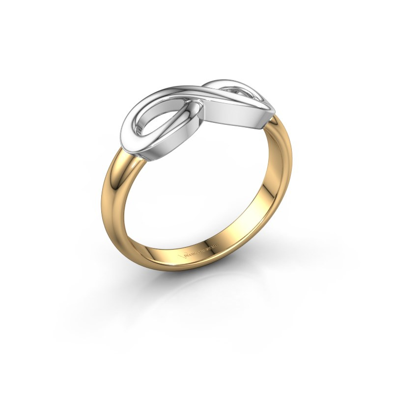 Ring Infinity 1 585 goud
