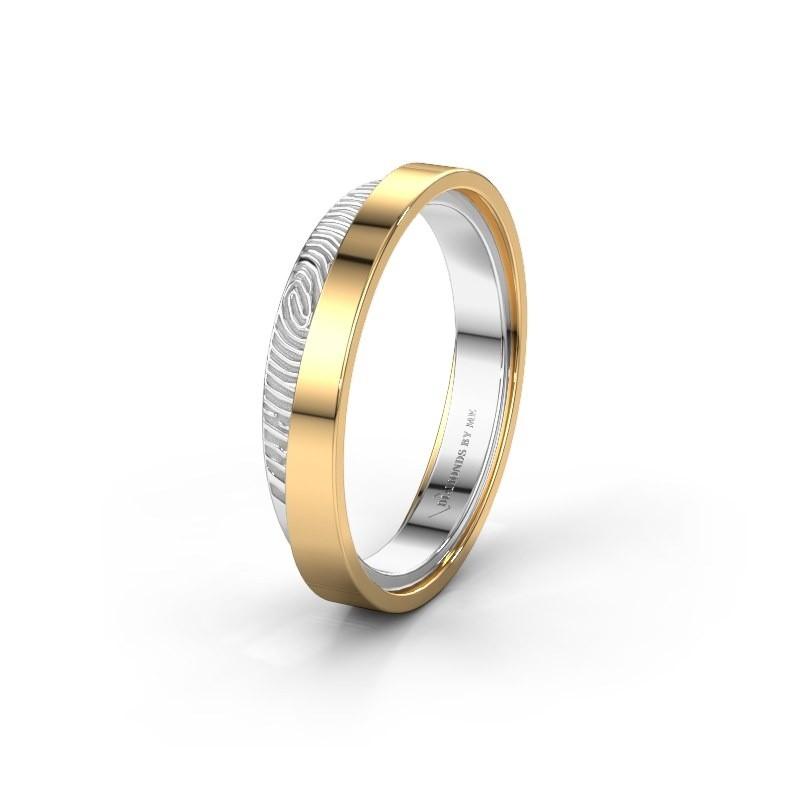 Huwelijksring WMH0426M95BP 585 goud ±5x2 mm