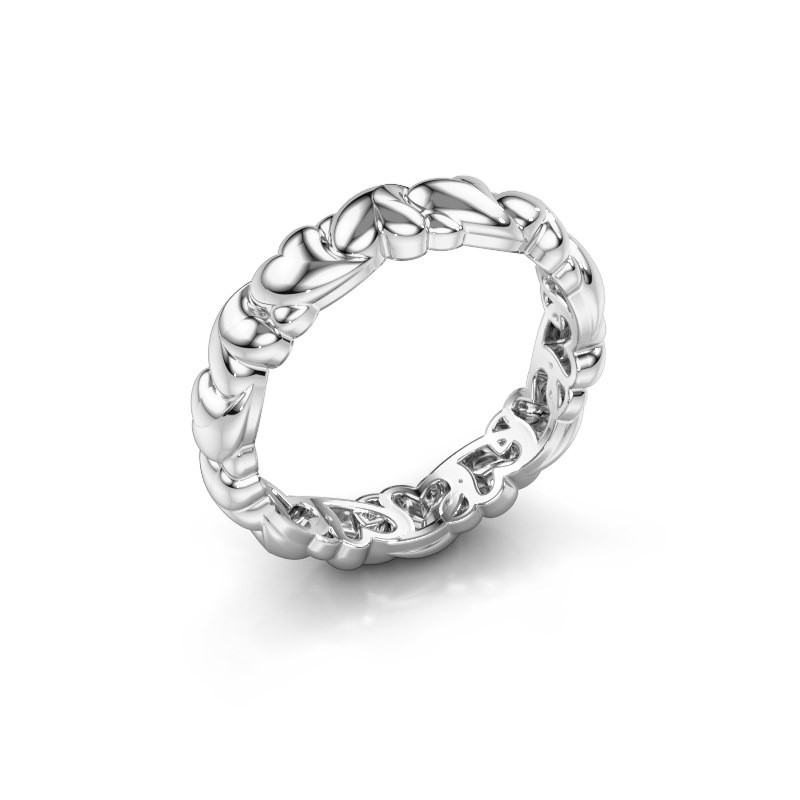 Aanschuifring Jamee 925 zilver