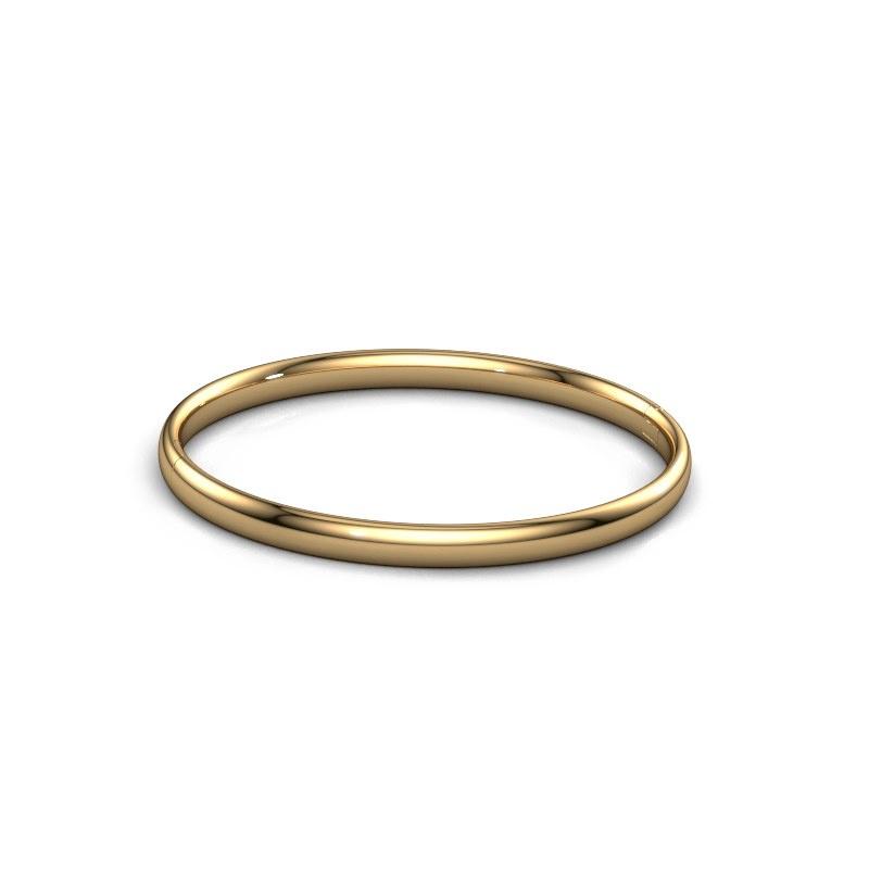 Slavenarmband Jane 5mm 585 goud