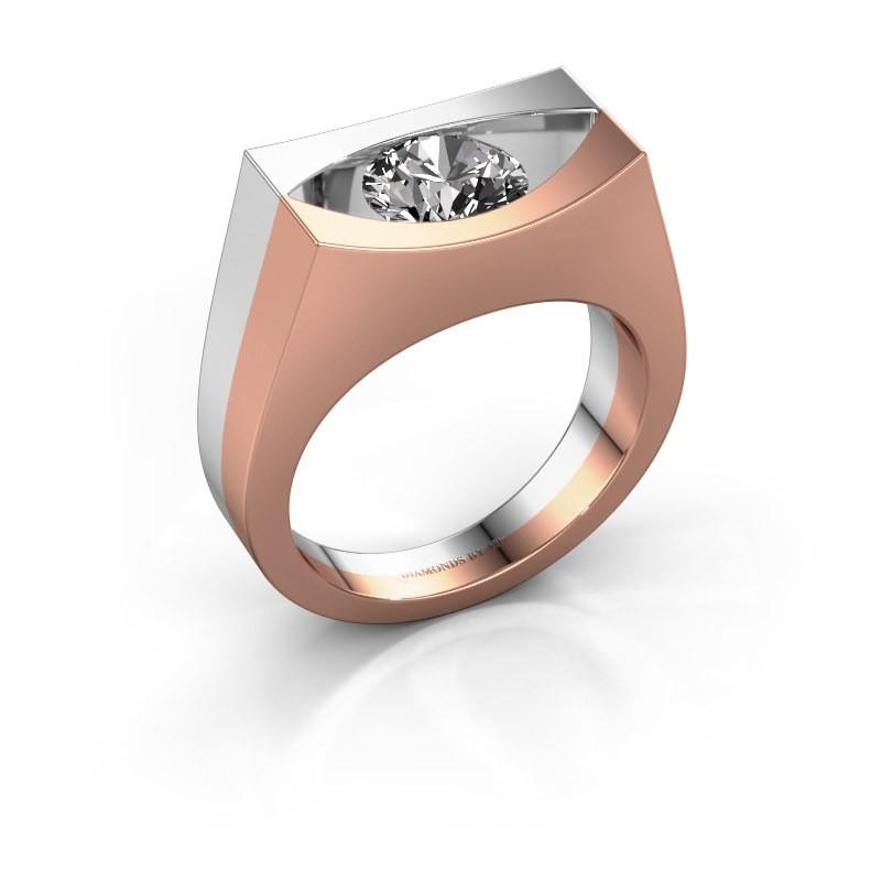 Ring Milou 585 Roségold Diamant 1.00 crt