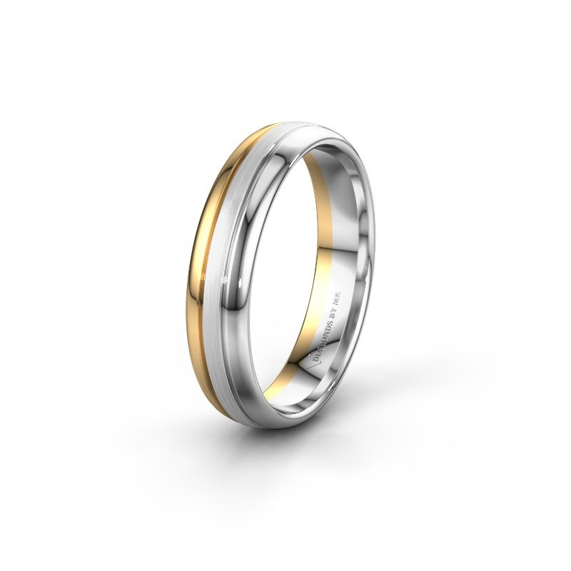 Wedding ring WH0400M35APM 585 gold ±5x1.7 mm