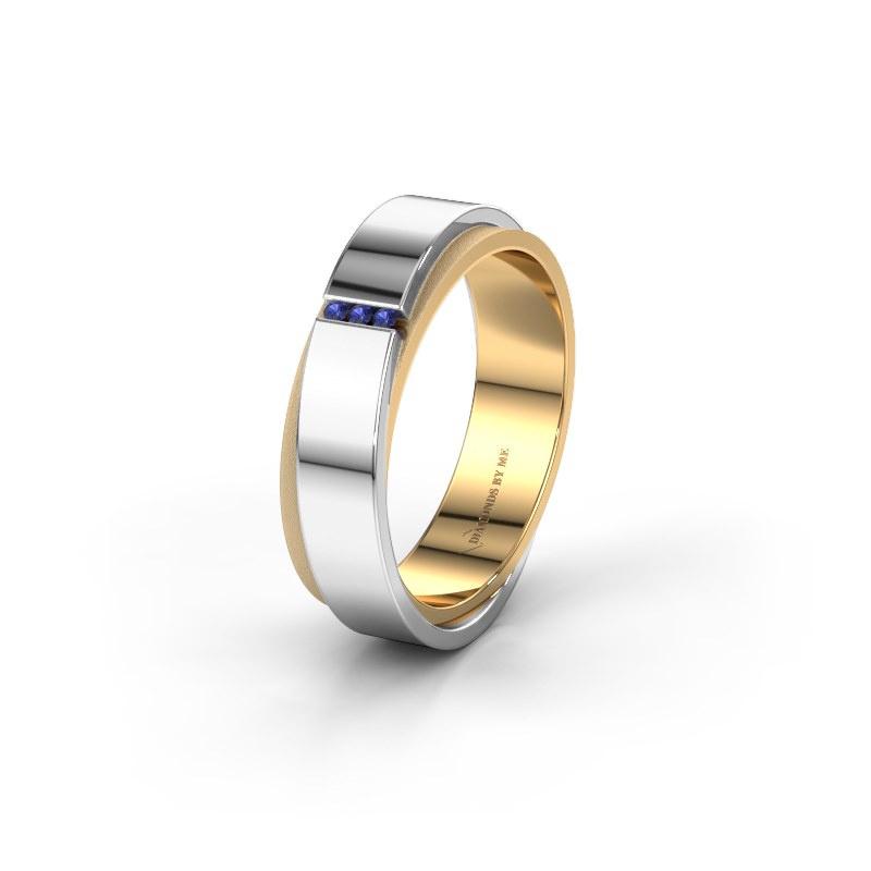 Ehering WH6012LX6A 585 Gold Saphir ±6x1.7 mm