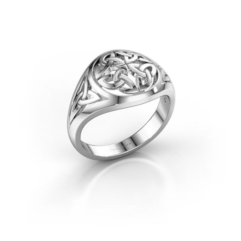 Men's ring Damian 925 silver