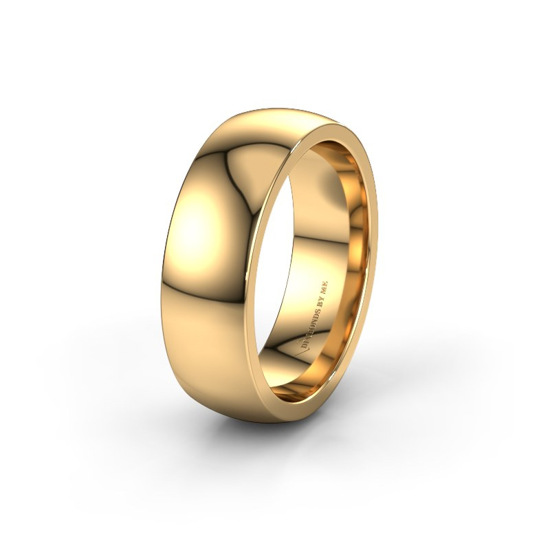 Ehering WH6120M27C 585 Gold ±7x2.2 mm