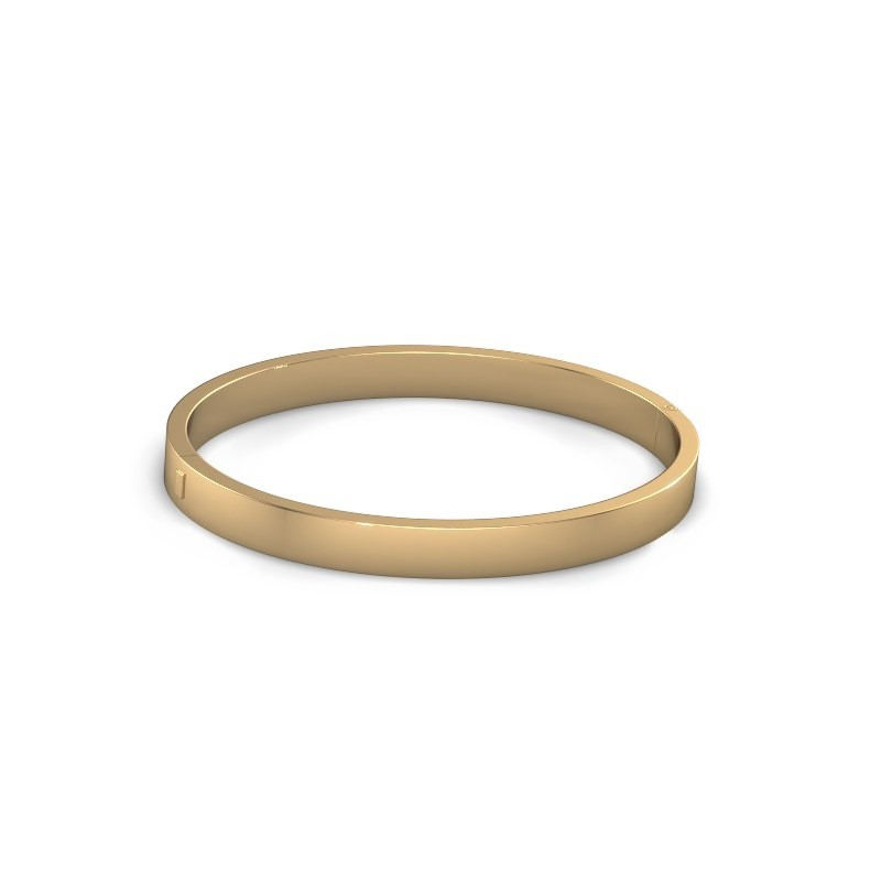 Slavenarmband Edra 10mm 585 goud