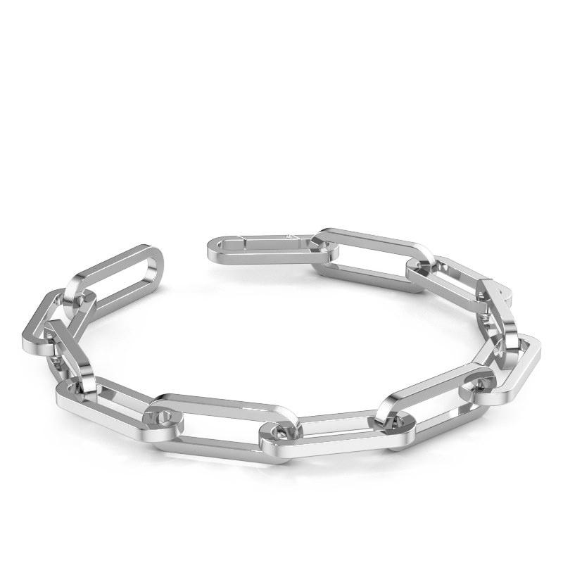 CFE armband ±12 mm 950 platina