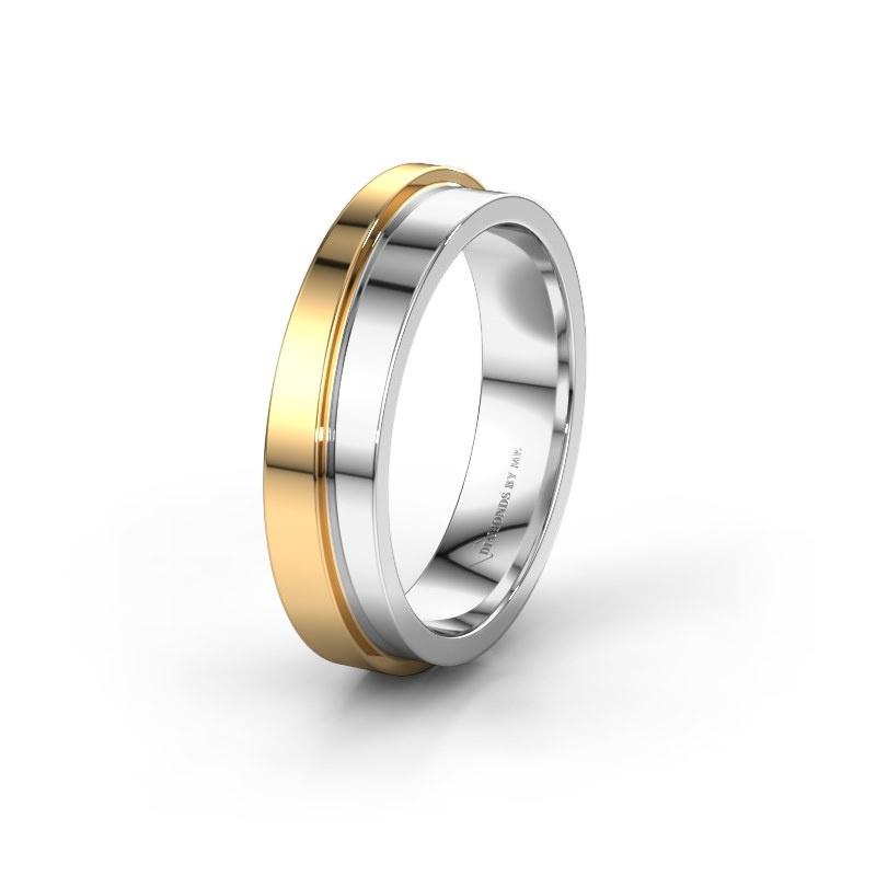 Ehering WH6016M15E 585 Weißgold ±5x2.4 mm
