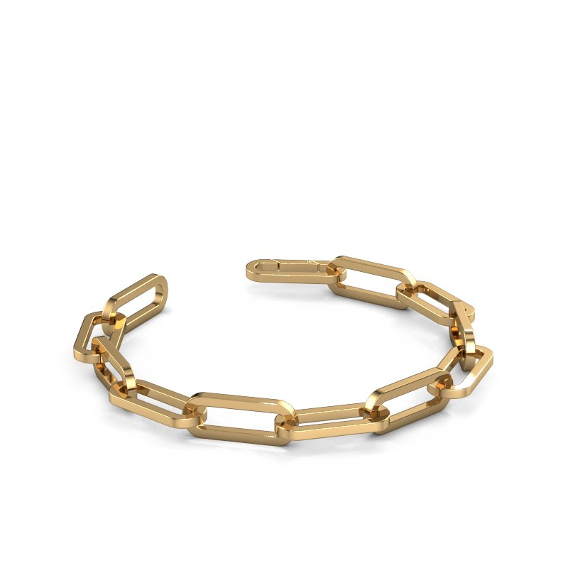 Armband CFE sqr 8.0 585 Gold ±8 mm
