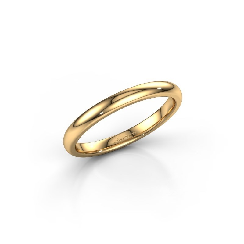 Stackable ring SR30B6 375 gold