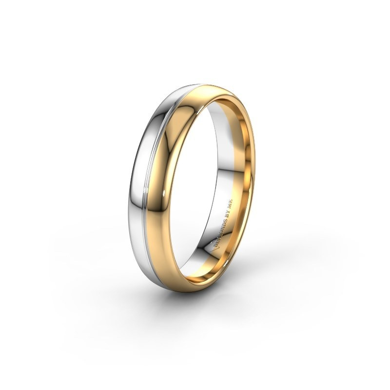 Wedding ring WH0221M35X 585 gold ±5x1.5 mm