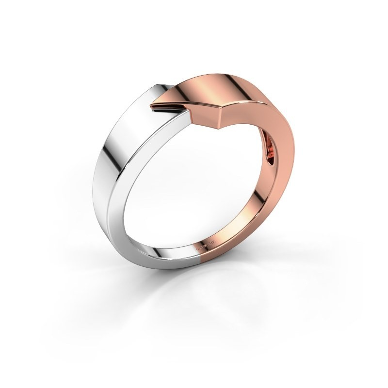 Ring Maple 585 rosé goud