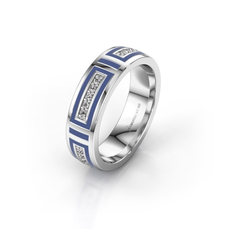 Wedding ring WH2228L25A 950 platinum ±5x1.7 mm