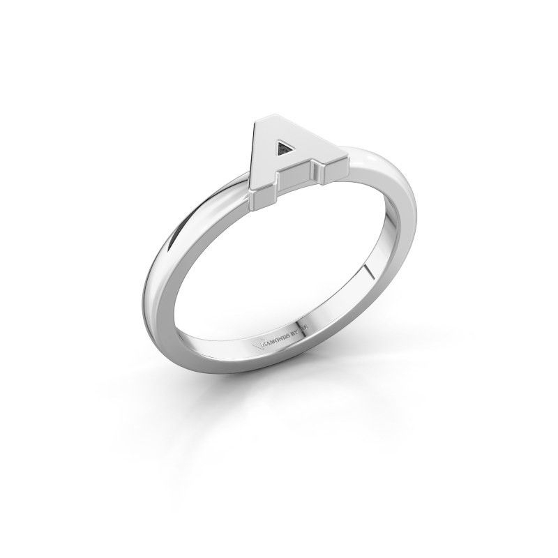 Ring Initial ring 020 925 zilver