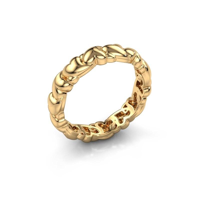 Aanschuifring Jamee 585 goud