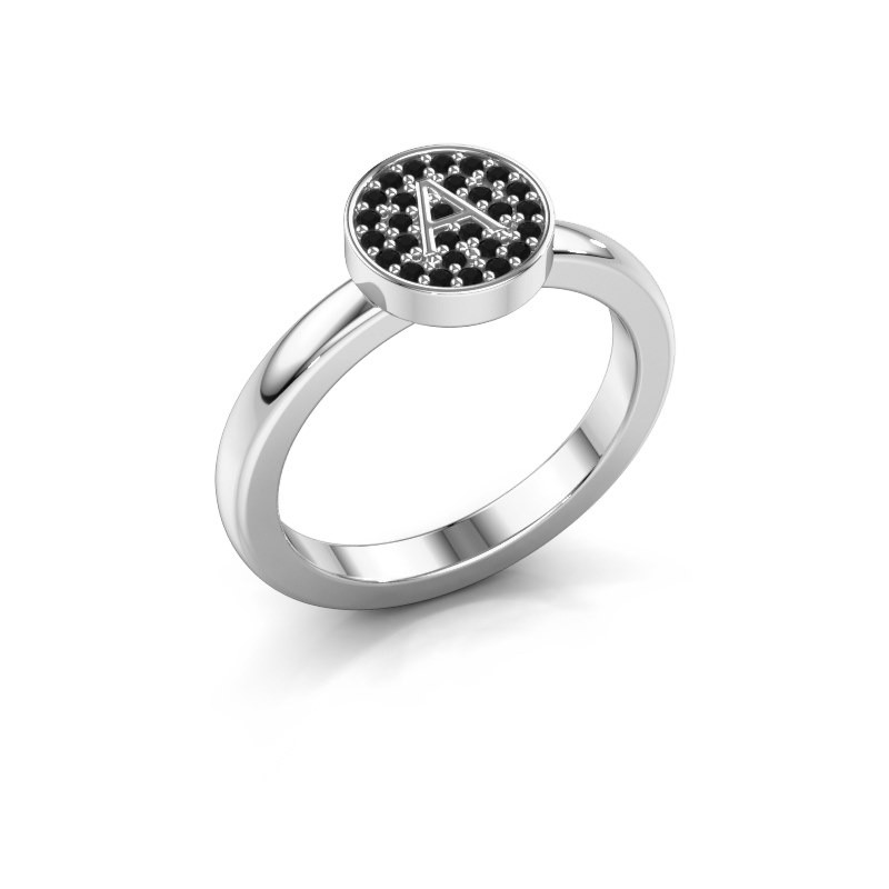 Ring Initial ring 010 925 Silber