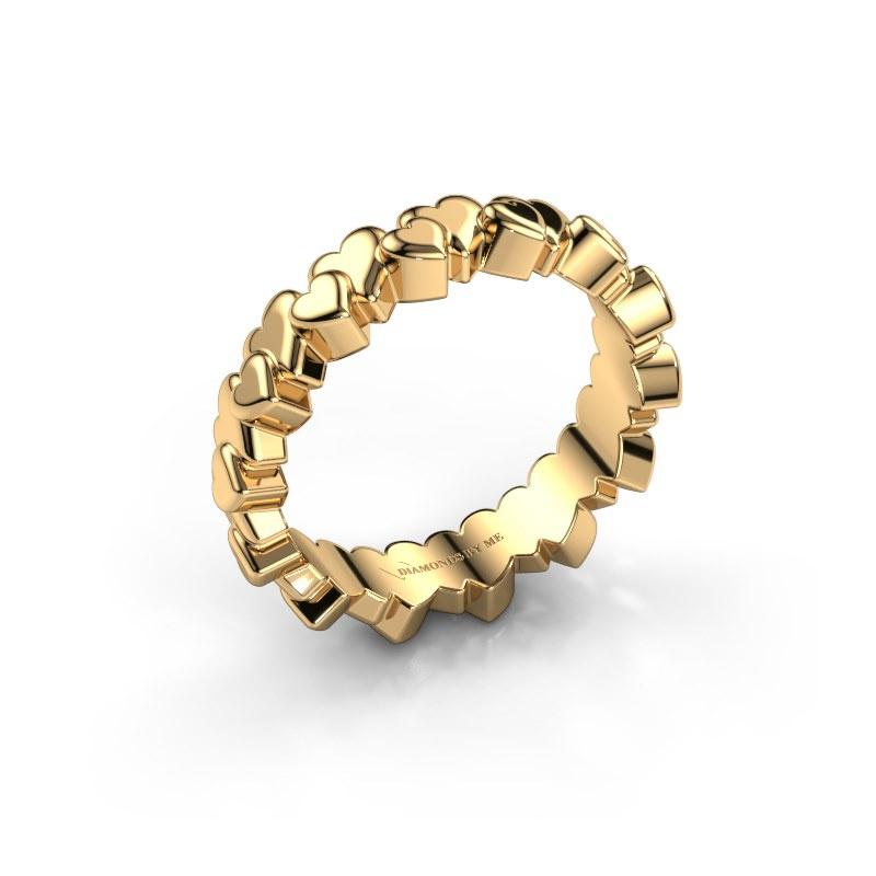 Aanschuifring Lois 585 goud