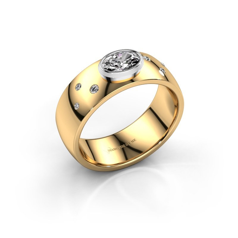 Ring Wilma 2 585 Gold Diamant 0.50 crt