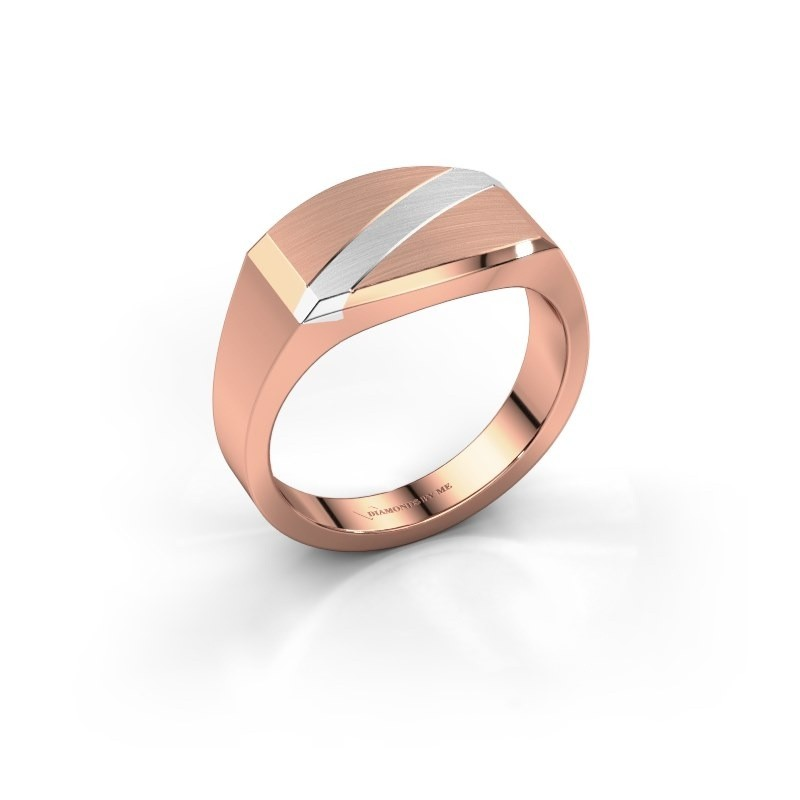 Men's ring Joe 2 585 rose gold
