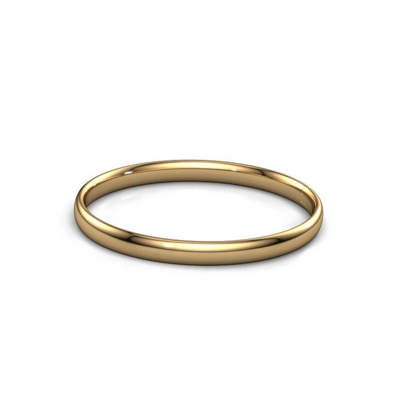 Slavenarmband Jane 6mm 585 goud