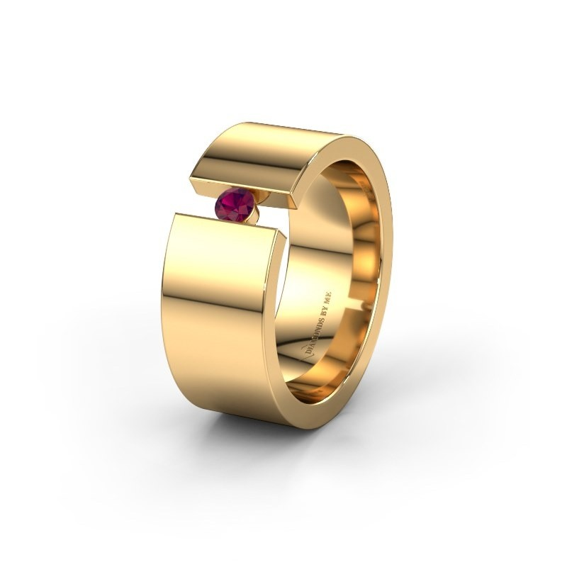 Alliance WH0146L18BP 375 or jaune rhodolite ±8x2 mm