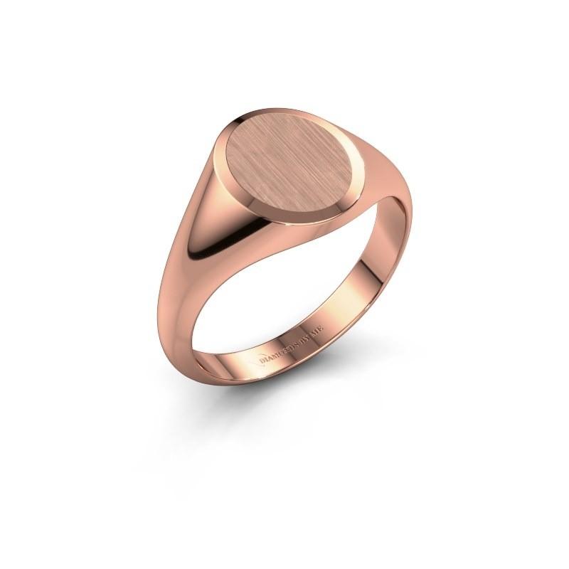 Ring Sven 1 F 375 rosé goud