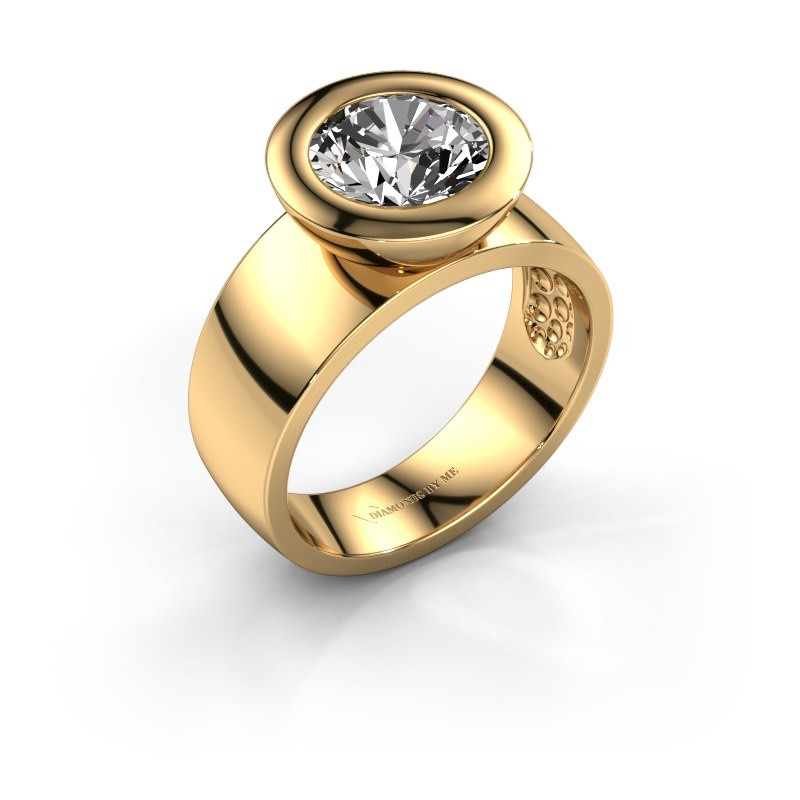 Ring Maxime 585 gold diamond 2.00 crt