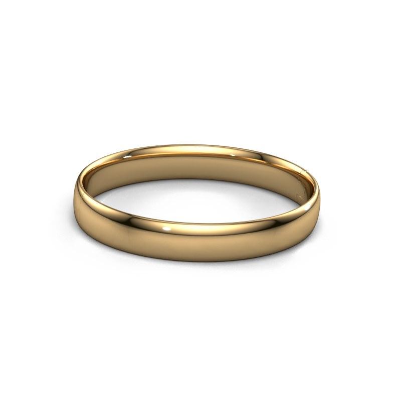 Slavenarmband Jane 10mm 585 goud