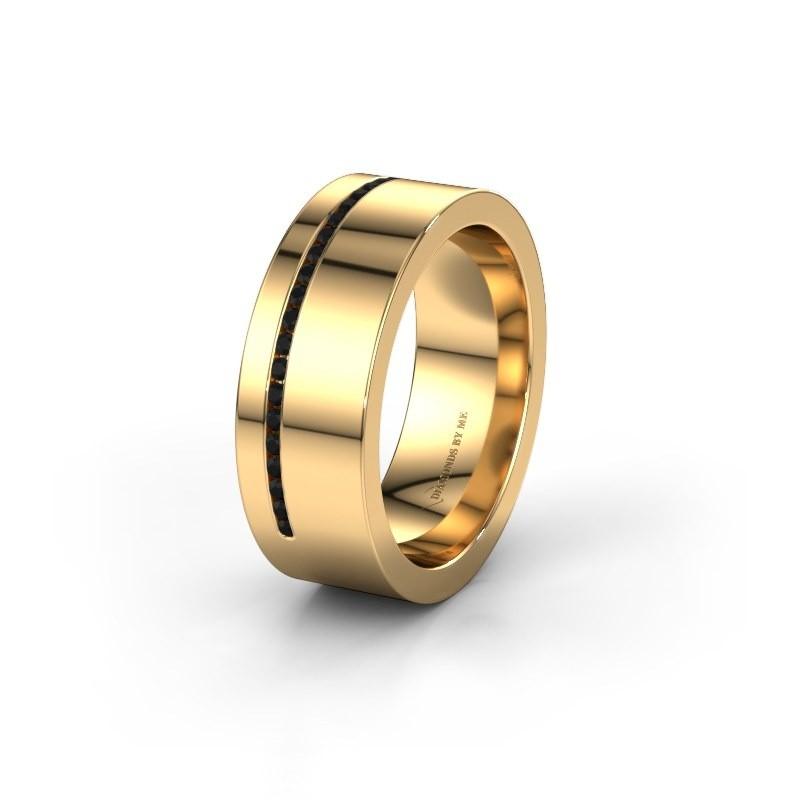 Alliance WH0143L17BP 585 or jaune diamant noir ±7x2 mm