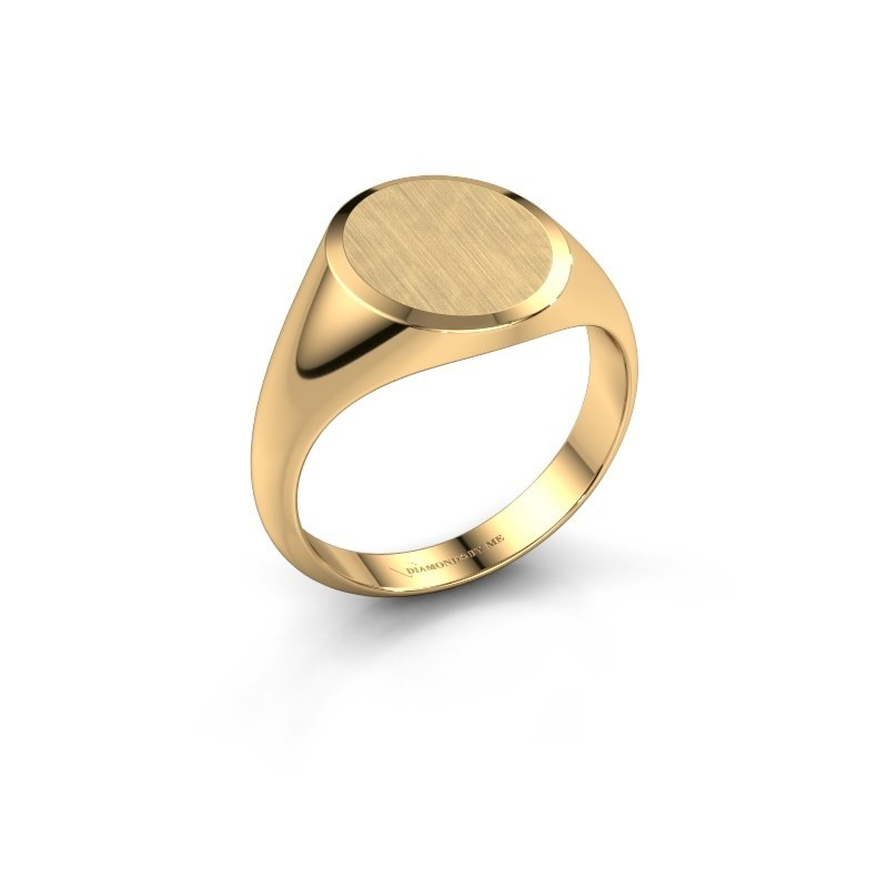 Zegelring Sven 2 585 goud
