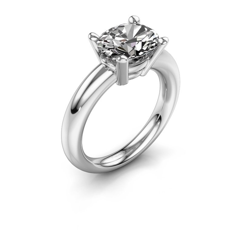 Ring Janiece 925 zilver diamant 2.70 crt