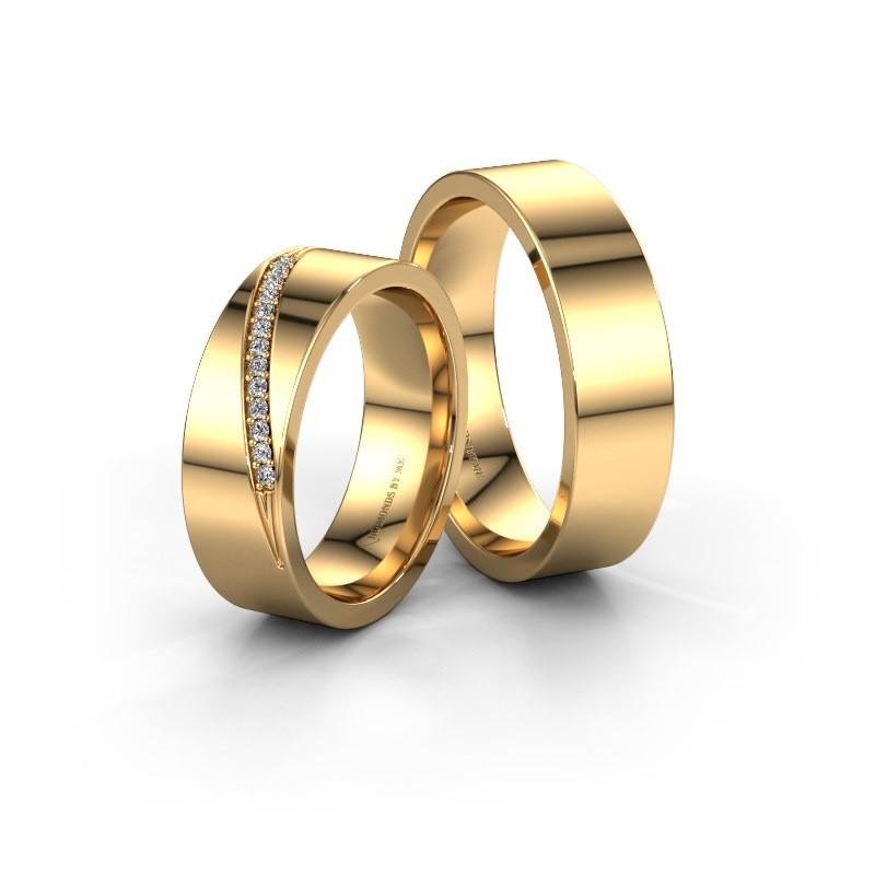 wedding ring gold design