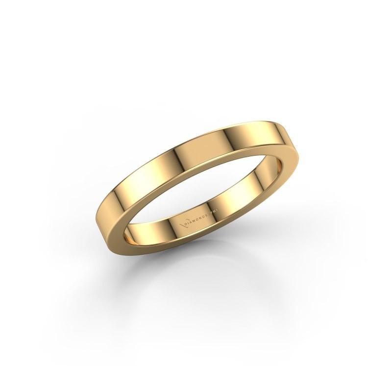 Aanschuifring SRH0030B306 375 goud
