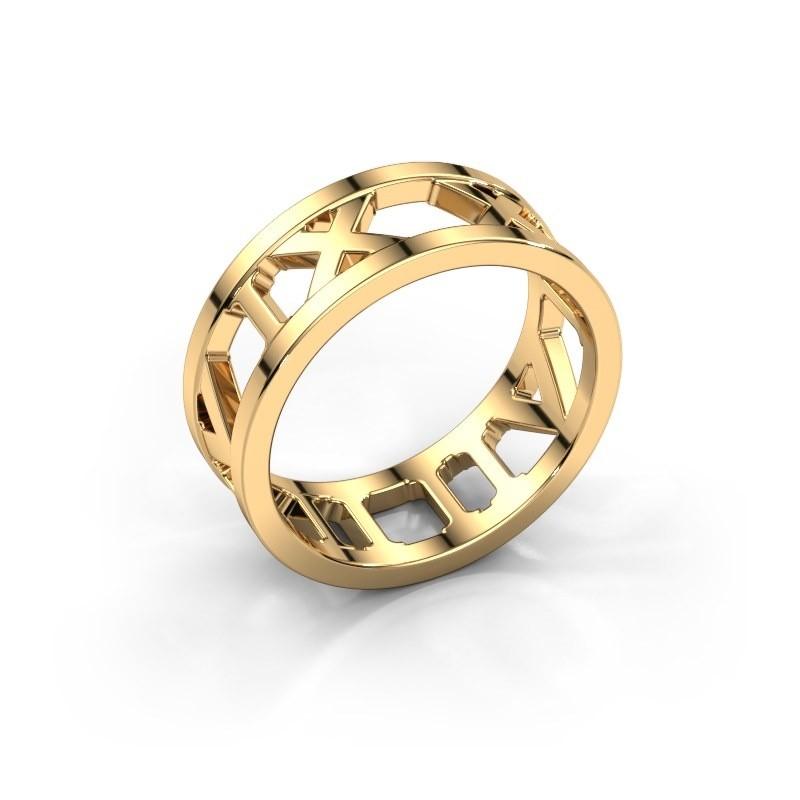 Ring Lela 585 goud