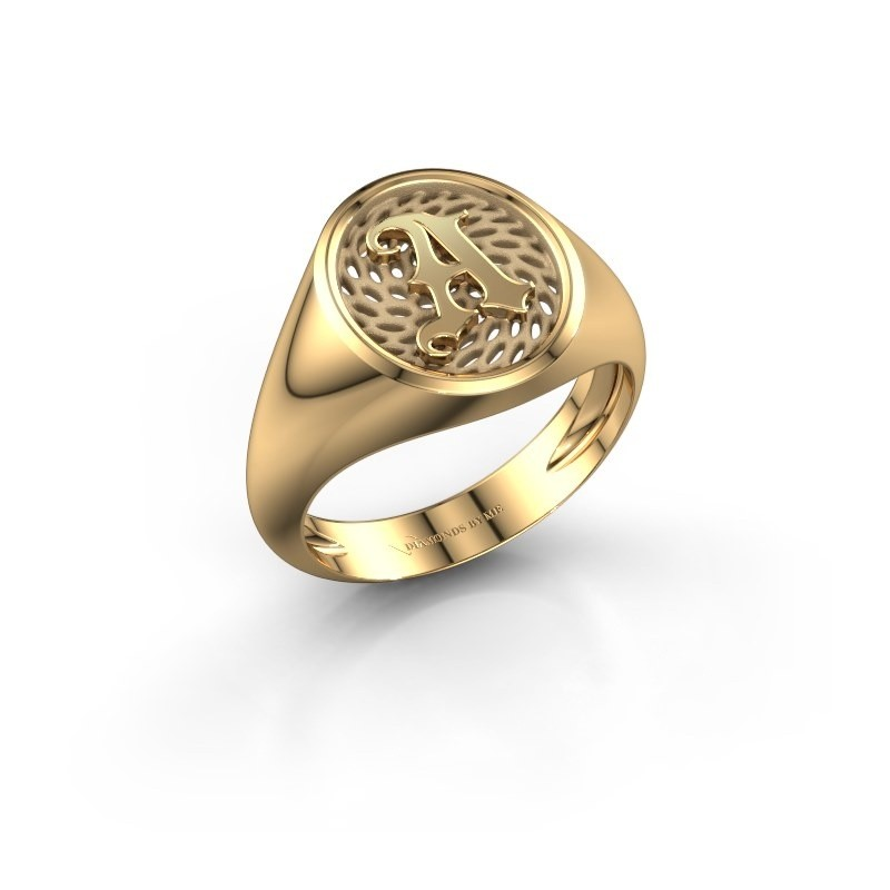 Heren ring Alexander 585 goud