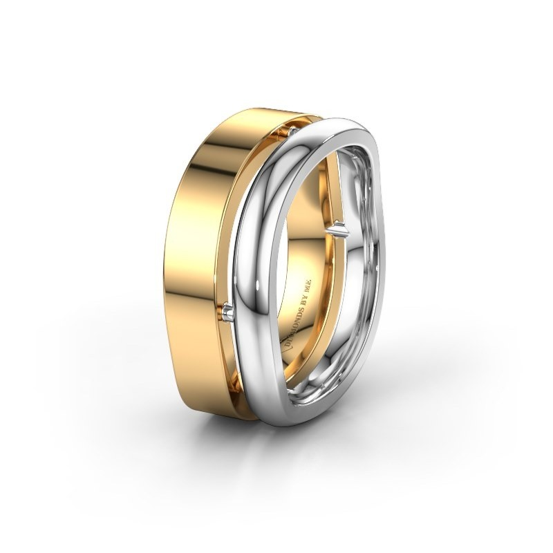 Ehering WH6008M18BP 585 Gold ±10x2 mm