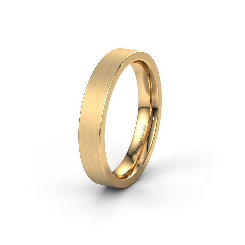 Friendship ring WH2133M14BM 375 gold ±4x2 mm