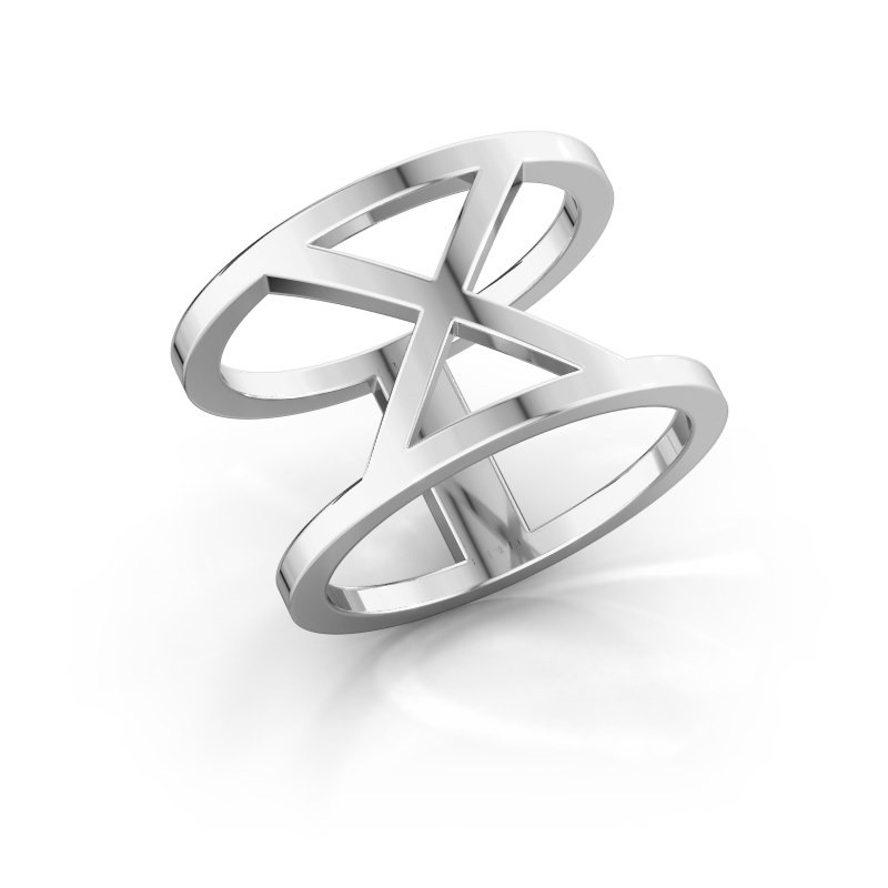 Ring Sharri 1 585 witgoud