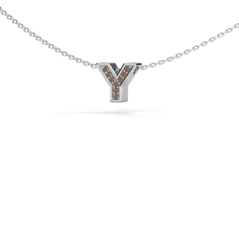 Buchstabenanhänger Initial 140 925 Silber
