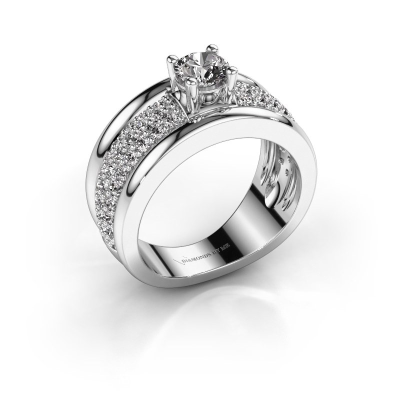 Ring Alicia 925 Silber Lab-grown Diamant 1.31 crt